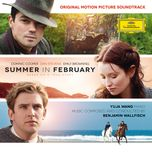 summer in february (original motion picture soundtrack) - yuja wang, benjamin wallfisch