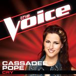 Cry (The Voice Performance) (Single) - Cassadee Pope