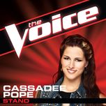 Stand (The Voice Performance) (Single) - Cassadee Pope