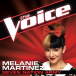 Seven Nation Army (The Voice Performance) (Single) - Melanie Martinez