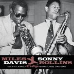 the classic prestige sessions, 1951-1956 (remastered) - sonny rollins, miles davis