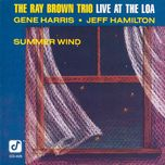 summer wind - ray brown
