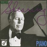 piano - george shearing