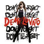 don't forget (international digital bonus track) - demi lovato