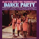dance party - martha & the vandellas