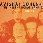 unity - the international vamp band, avishai cohen