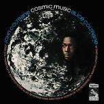 cosmic music - john coltrane