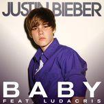 baby (single) - justin bieber, ludacris