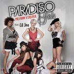 patron tequila (single) - paradiso girls, lil jon