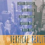 vertical reality - jerry bergonzi