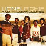 the collection - commodores, lionel richie