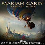almost home (single) - mariah carey