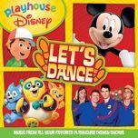 playhouse disney let's dance - v.a