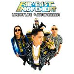 live my life (single) - far east movement, justin bieber