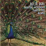 blue dex: dexter gordon plays the blues - dexter gordon