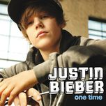 one time (single) - justin bieber