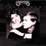 lovelines - the carpenters