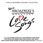 more broadway love songs - v.a