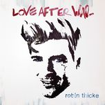 love after war (deluxe version) - robin thicke