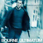 the bourne ultimatum (original motion picture soundtrack) - john powell