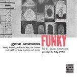 funky - gene ammons
