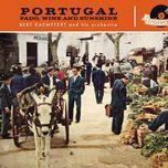 portugal fado, wine & sunshine - bert kaempfert