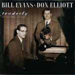tenderly (an informal session) - bill evans, don elliott