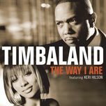 the way i are (single) - timbaland