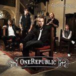 apologize (ep) - timbaland, onerepublic