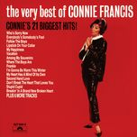 the very best of connie francis - connie 21 biggest hits - connie francis