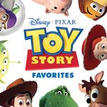 toy story favorites (ep) - v.a