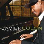 a drop in the ocean (single) - javier colon