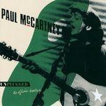 unplugged - the official bootleg - paul mccartney