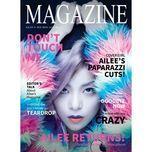 magazine (mini album) - ailee