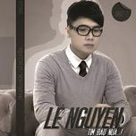 tim dau nua (single) - le nguyen