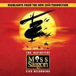 miss saigon: the definitive live recording - original cast: miss saigon / london / 2014