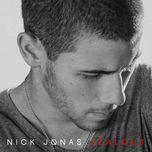 jealous (single) - nick jonas