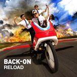 reload - back-on