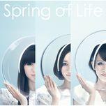 spring of life (single) - perfume
