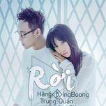 Rời (Single) - Hằng BingBoong, Trung Quân Idol