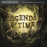 legends of time - fired earth music