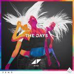 the days (single) - avicii