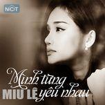 Mình Từng Yêu Nhau (Single)