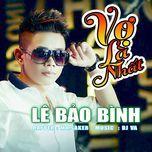 vo la nhat (single) - le bao binh