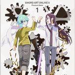 sword art online ii character song - shinon (vol.1) - sawashiro miyuki
