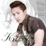 ky niem khong vui (single) - chau khai phong