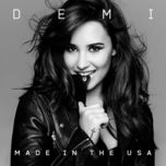 made in the usa (single) - demi lovato