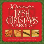 30 favorite irish christmas carols - v.a