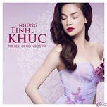 nhung tinh khuc (the best of ho ngoc ha) - ho ngoc ha