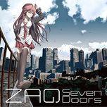 seven doors (single) - zaq